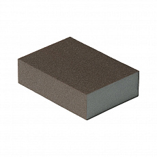 Flexifoam Block ZF 98х69х26мм  Р120 в инд. упаковке
